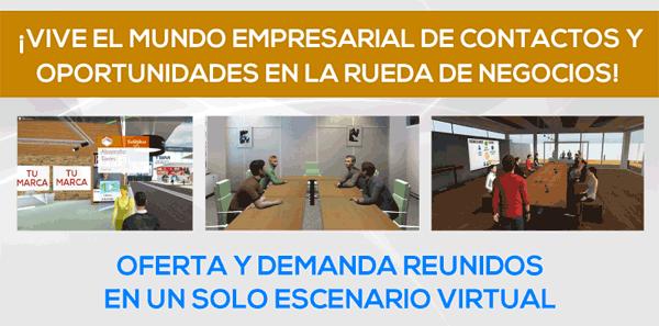 Rueda de Negocios CIMGA 2021