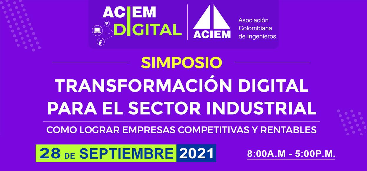 Transformación Digital para el Sector Industrial