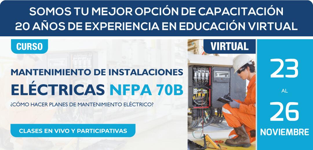 Mantenimiento-de-instalaciones-electricas-nfpa-70b